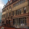 Liverpool: Paradise Project / old Church House building