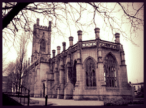 St Luke's - Liverpool's famous 'bombed out church'