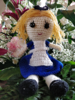 Knitted Alice
