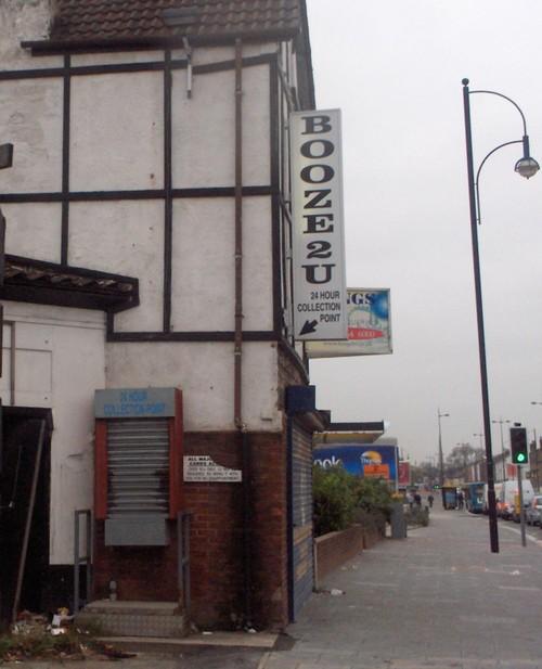 Liverpool: Edge Lane, Booze2U