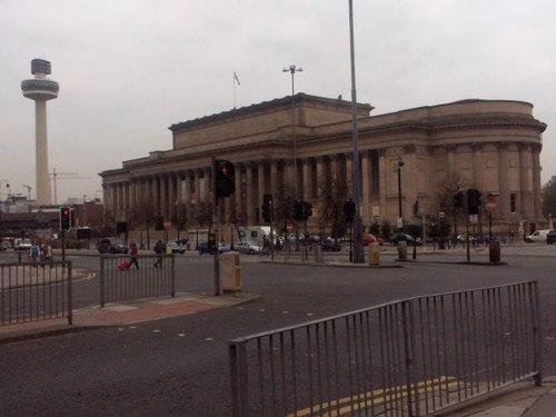 Liverpool: St George's Hall
