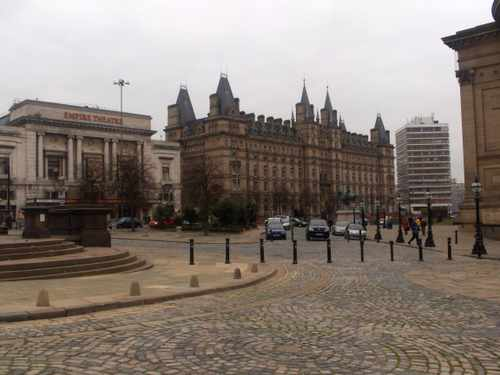 Liverpool: Lime Street
