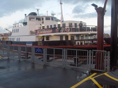 Birkenhead: Woodside ferry