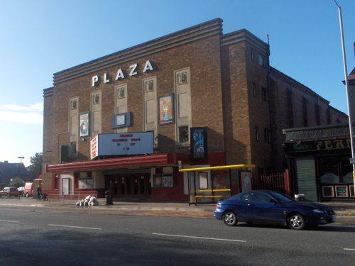 Waterloo: Plaza