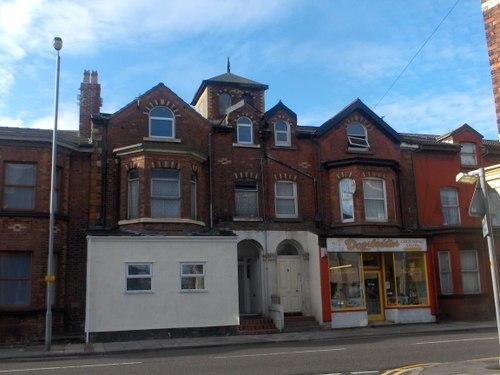 Waterloo: Mount Pleasant, top of King Street